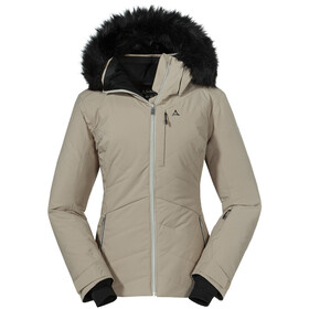 Schöffel Valisera Ski Jacket Women, roasted cashew